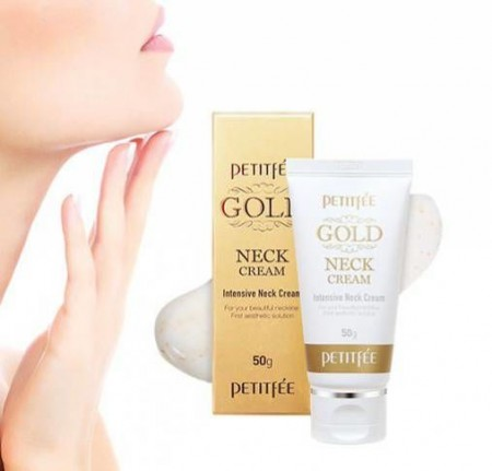 Крем для шеи PETITFEE Gold Neck Крем для шеи PETITFEE Gold Neck