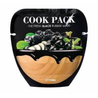 увлажняющая маска Ettang Cook Pack The Fresh Black Rubber Mask