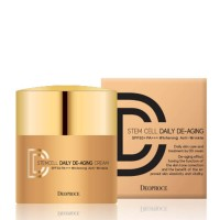 Крем ДД маскирующий DEOPROCE STEM CELL DAILY DE-AGING CREAM 23#