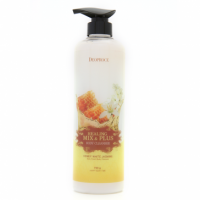 Гель для душа мед и жасмин  HEALING MIX & PLUS BODY CLEANSER HONEY WHITE JASMINE