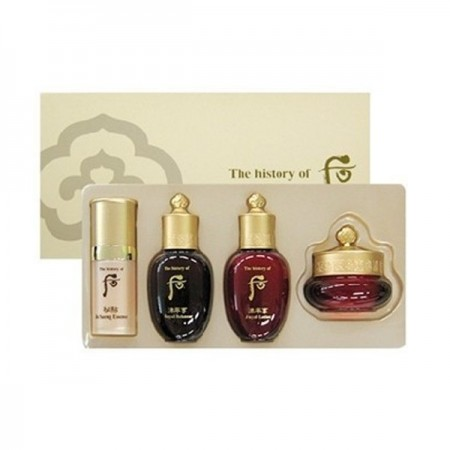 Набор The History Of Whoo Ja Saeng Essence Special Gift Set Набор The History Of Whoo Ja Saeng Essence Special Gift Set