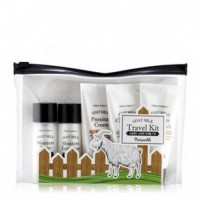 Мини-набор с козьим молоком Tony Moly Naturalth Goat Milk Whitening Travel Kit