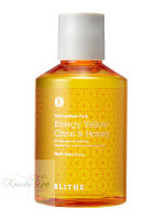 Сплэш-маска для сияния «Энергия Цитруса и меда» Blithe Energy Yellow Citrus & Honey Splash Mask