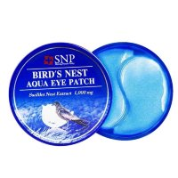 Патчи для глаз SNP BIRD'S NEST AQUA EYE PATCH