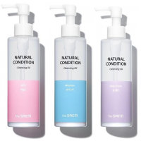 Гидрофильное масло The Saem Natural Condition Cleansing Oil